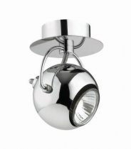 Ideal Lux LUNARE AP1 CROMO (066790)