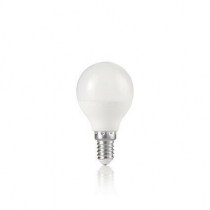 Ideal Lux LAMPADINA POWER E14 7W SFERA 3000K (151731)