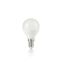 Ideal Lux LAMPADINA POWER E14 7W SFERA 4000K (151946)
