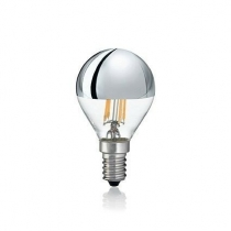Ideal Lux LED CLASSIC E14 4W SFERA CROMO 3000K (101262)