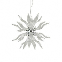 Ideal Lux LEAVES SP8 BIANCO (111957)