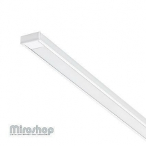 Ideal Lux PROFILO STRIP LED A VISTA BIANCO (124131)