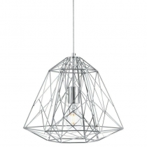 searchlight-7271cc-geometric-cage