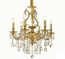 Ideal Lux GIOCONDA SP6 ORO (060507)