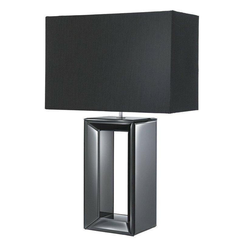 Настольная лампа Searchlight EU1610BK TABLE